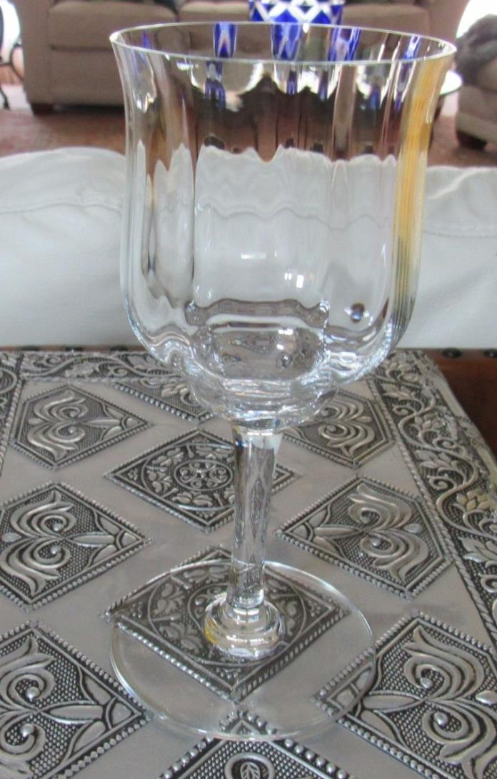 CAPRI OPTIC by BACCARAT CRYSTAL  France 6