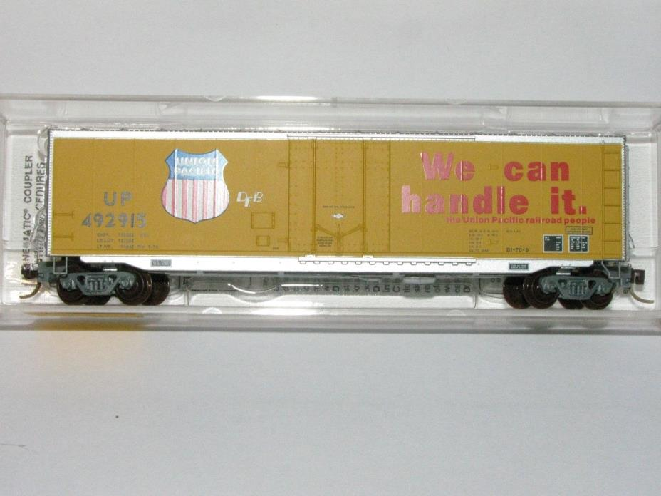 O Union Pacific SD-60M Wide Cab Locomotive Train Decals Microscale #48-165 y