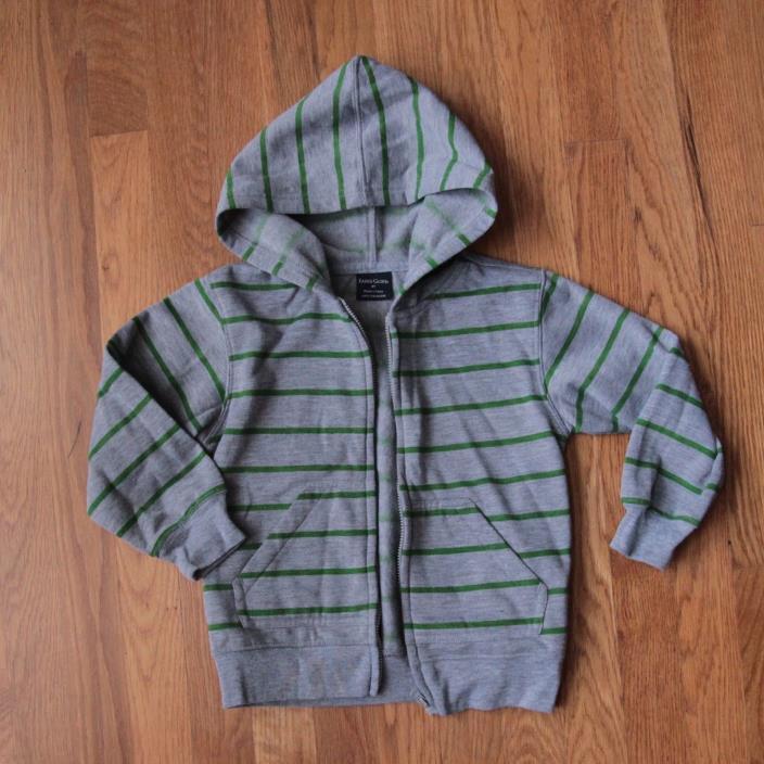 Boys Hoody Jacket | Faded Glory | size 4T | EUC!