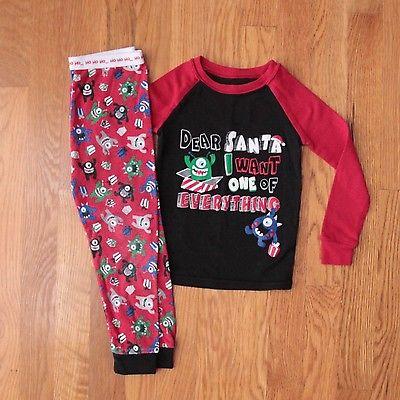 Christmas Pajamas | Size 3T