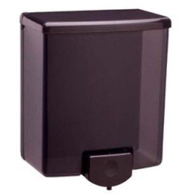 SOAP DISPENSER 40 OZ - BLACK ABS