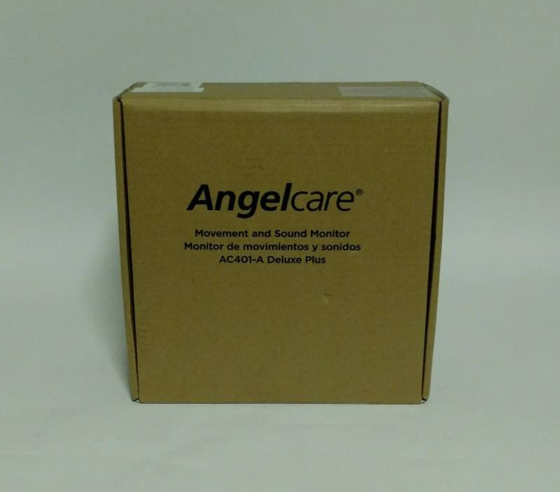 NEW and SEALED ANGELCARE AC401-2P Deluxe Plus Monitor w/ 2 Parent Units