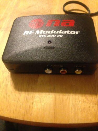 New N A RF Modulator GTS-090-20