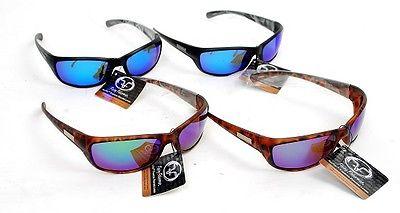 Lot of 4 Polarized Flying Fisherman San Carlos Sunglasses, NEW
