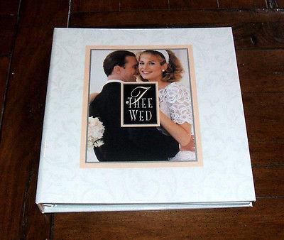 BOOK: Dillard's I Thee Wed Wedding Planner / Vintage Organizer 90s Bride New NOS