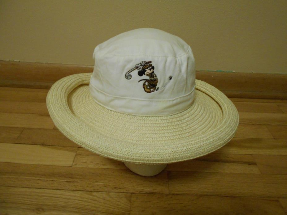 WOMENS DISNEY GOLF COLLECTION SUN BEACH HAT