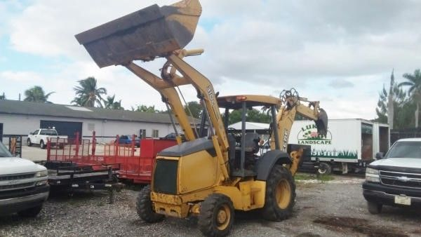 2007 JOHN DEERE 310G 4X4 BACKHOE Only 1,130 Hours