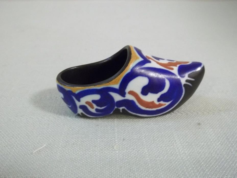 Vintage Gouda Dutch Shoe