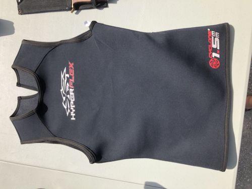 HyperFlex Cyclone-2 wetsuit vest - M