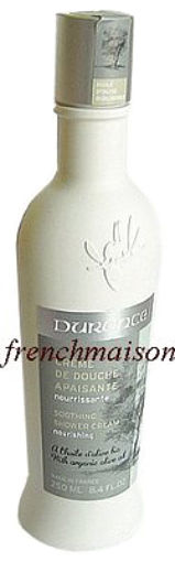 Durance en Provence ORGANIC FRENCH OLIVE OIL Soothing Shower Cream (Soap) New