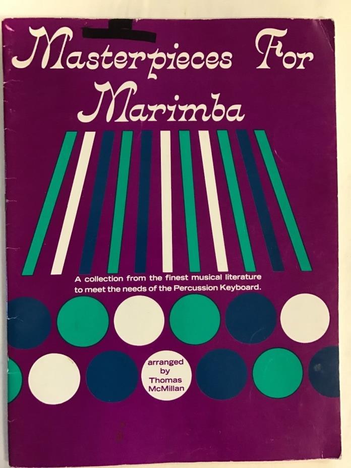 Marimba Solos