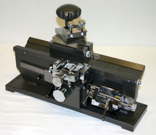 ERMA LARGE SLEDGE SLIDING MICROTOME, MODEL ESM