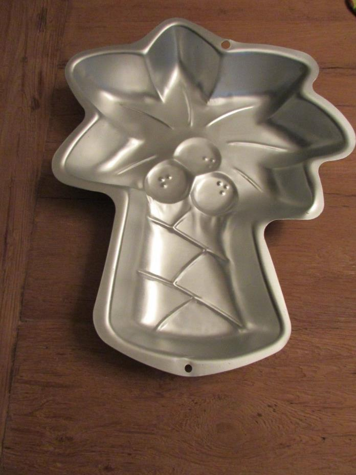 Wilton Palm Tree Cake Pan or Jello Mold  No. 2105-1013