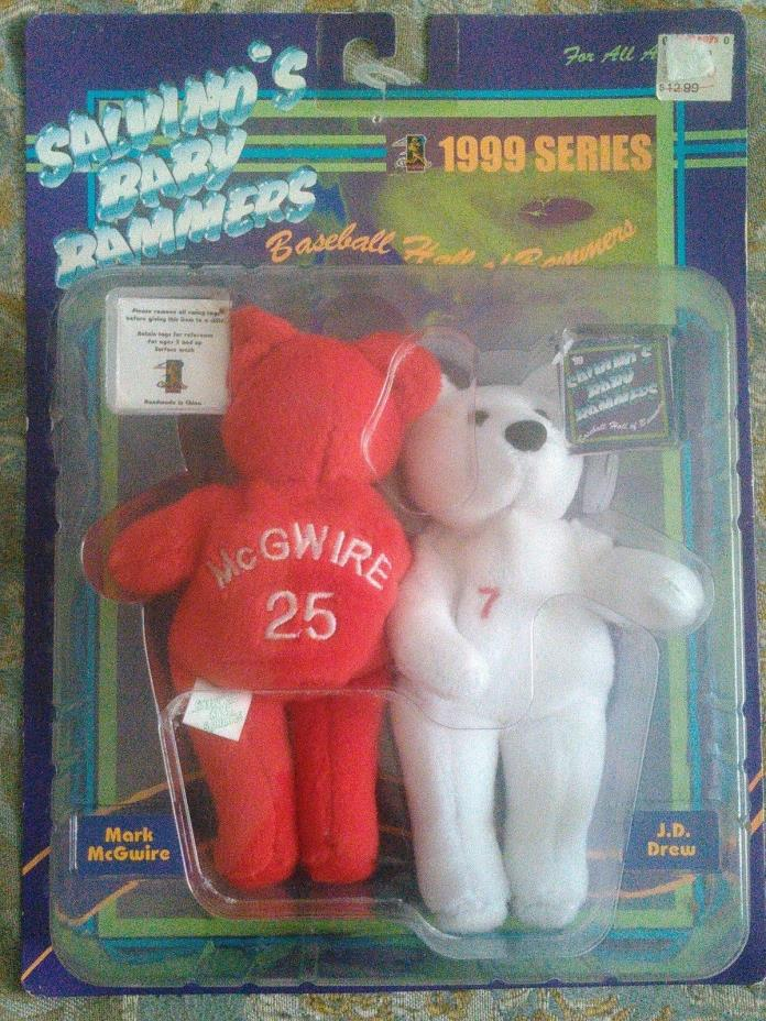 SALVINO'S BABY BAMMERS. 1999 SERIES MARK MCGWIRE