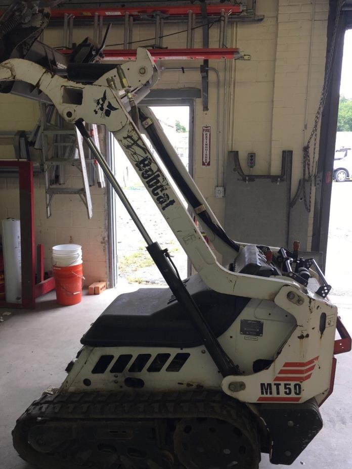 Bobcat MT 50 with  only 211 hours on machine