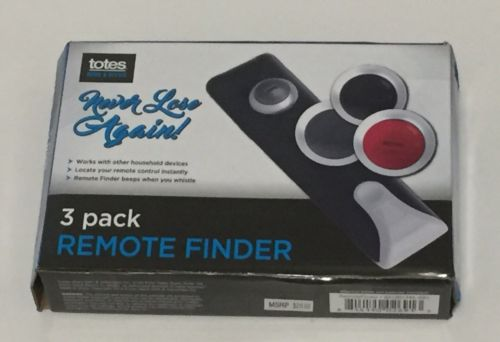 Remote Devices Finder Gadget Totes 3 Colors pack