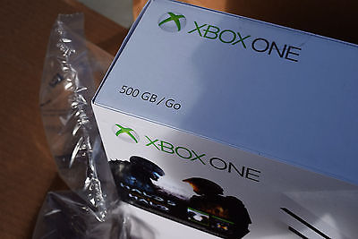 Xbox One S 500GB Console -Halo Collection Bundle * BRAND NEW* SEALED GUARANTEED