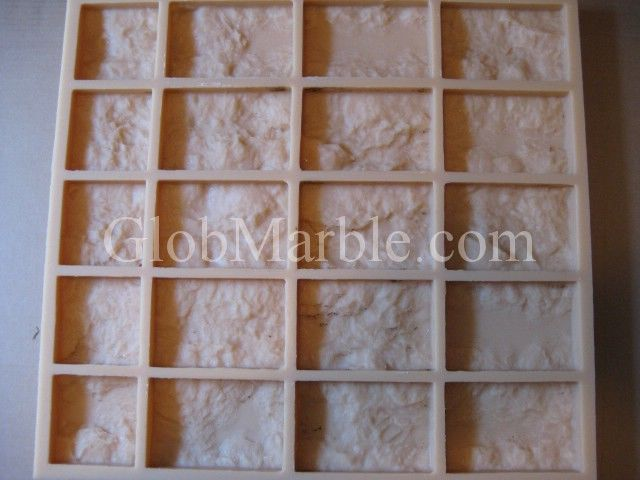Concrete mold, Veneer Stone Mold for Concrete Casting VS 901/2 Concrete Mould