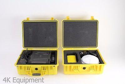 Trimble SPS651 900 MHz SCS900 GPS Supervisor Kit, Getac Laptop V 2.92