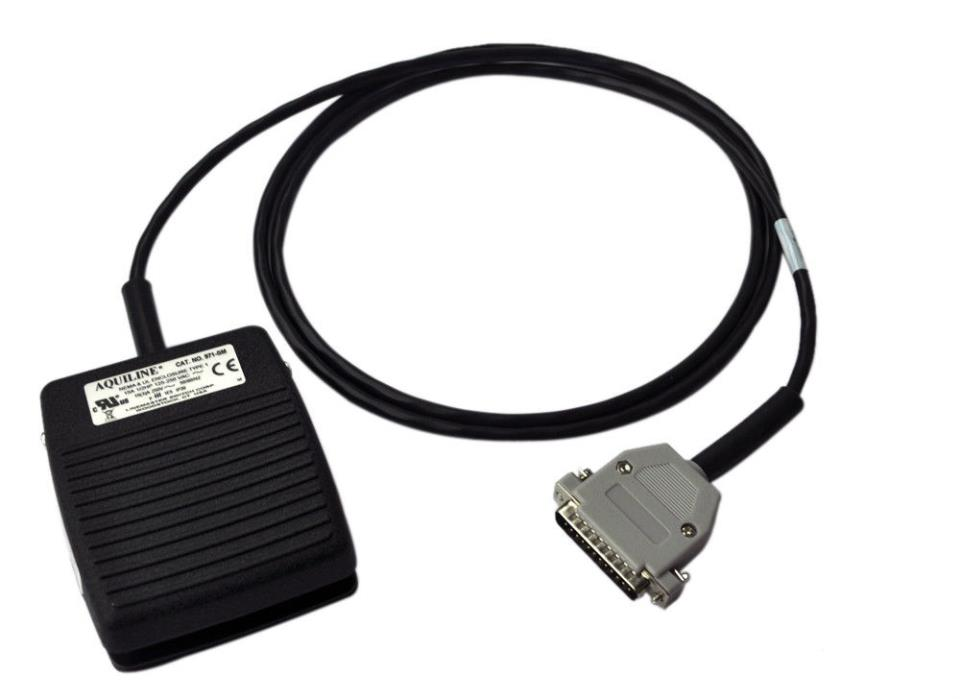 EZ-Steer Footswitch Remote Engage Foot Pedal