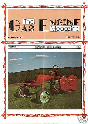 IHC Type M Engine history – Twin City 21-32 tractor