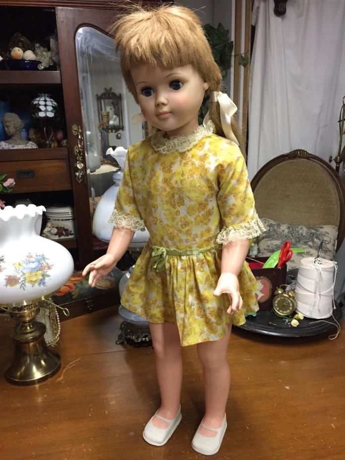 Vintage Eegee Doll 31