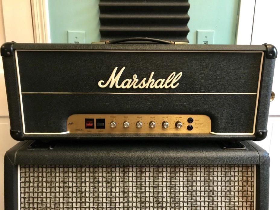 1979 Marshall JMP 2203 100 Watt Guitar Amplifier Mk2