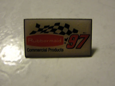 Rubber Maid Racing pin, #97, Commerical Products