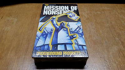 Mission Of Nonsense Underground Products Biking BMX Degroot Rienstra Freimuth
