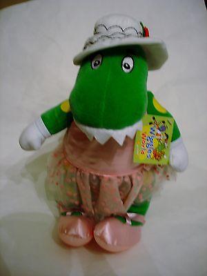 The Wiggles Dorothy the Dinosaur Ballerina plush doll 12