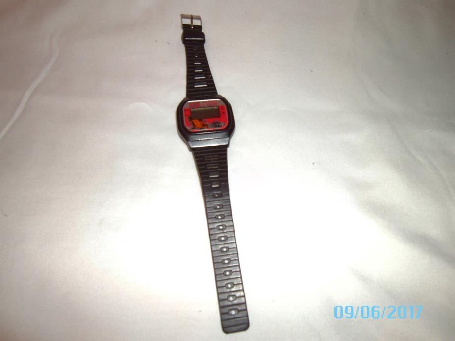 The Dukes of Hazzard wrist watch; 1981