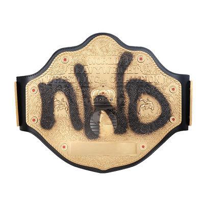 WWE NWO Spraypaint WCW Championship Replica Title