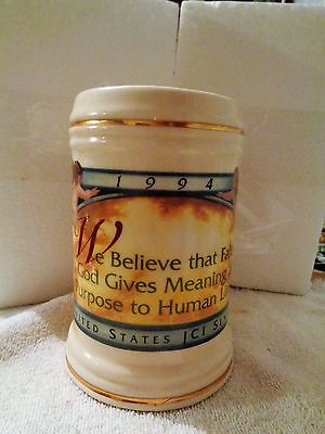 1994 Stein US Jaycees International Senate