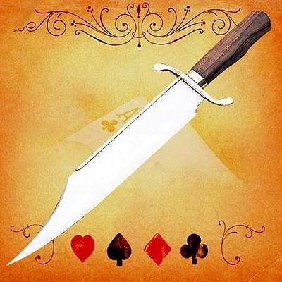 Primitive Bowie Knife