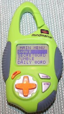 LeapFrog MINDMANIA SPELLING CLIP Mind Mania Leap Frog Electronic Handheld Game