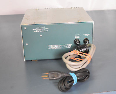 HEATHKIT HP-1144 POWER SUPPLY! ! WITH COVER AND MANUAL! **LOOK**