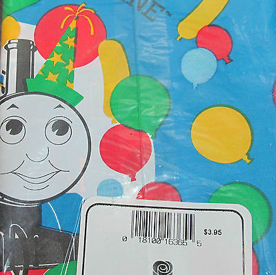 SEALED*Original*24-yr.old*THOMAS the TANK ENGINE Train Table Cover-From 1993!