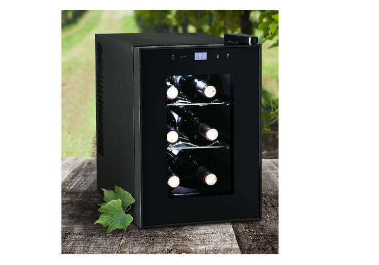Wine Cooler Refrigerator Fridge Storage Small Kitchen Best Selling Seller Cold
