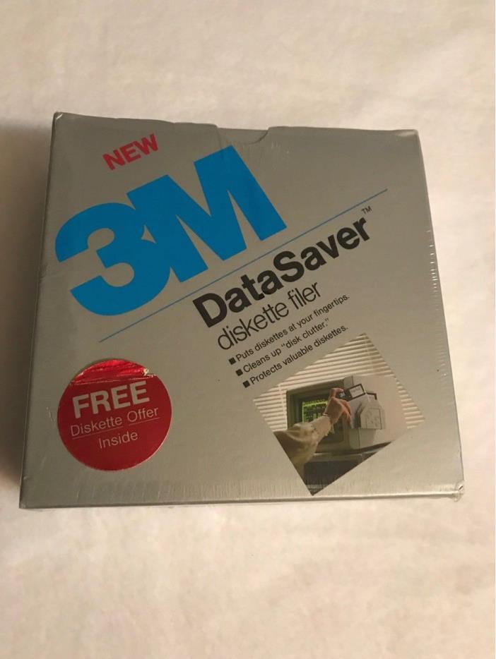 *NiB* 3M DataSaver Diskette Filer - 5.25