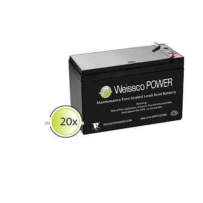Tripp Lite SU30K3/3X Battery set - Brand New Compatible Replacement Battery Kit