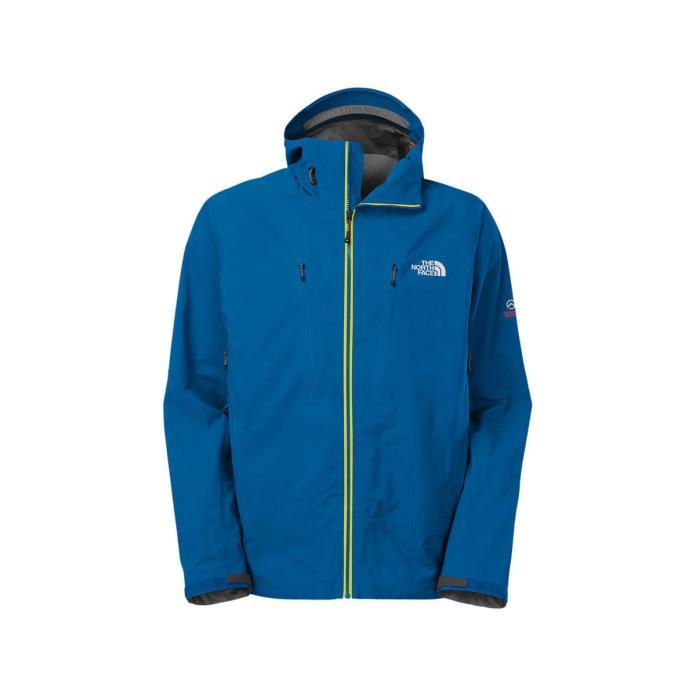 NWT The North Face Kichatna mens Jacket Coat, LARGE, Snorkel Blue, New Gore TEX