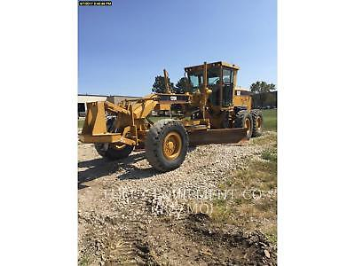 2007 CATERPILLAR 120HNA Motor Graders