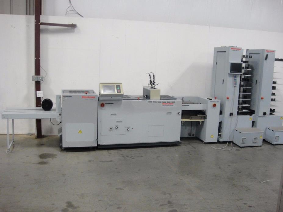 Horizon SPF/FC 200A Booklet Maker