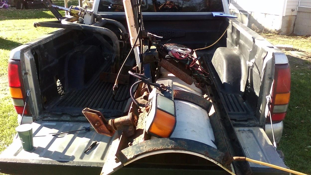 Boss Plow Wiring Harness For Sale Classifieds Meyers 7 1 2 Snow