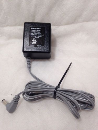 (A06) Panasonic PQWATC1461M1 Power Supply Adapter Wall Charger DC 9V 200 mA