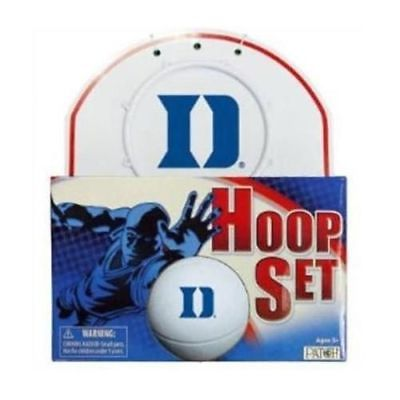 Duke Basketball with Hoop - Active Indoor Toys by Patch Products (8600)