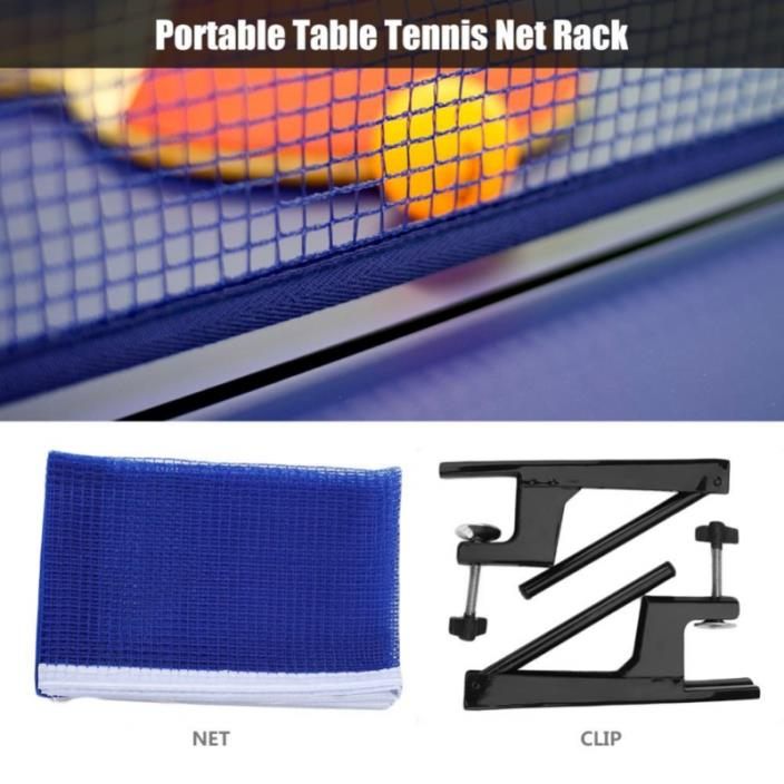 Premium Ping Pong Table Tennis Catcher Net - Portable Ball Catch Netting with Me