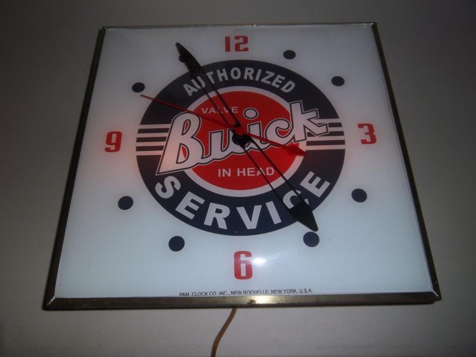 Vintage Pam Clock