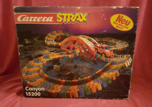 Carrera Strax - Slot Car Track - Canyon 15200