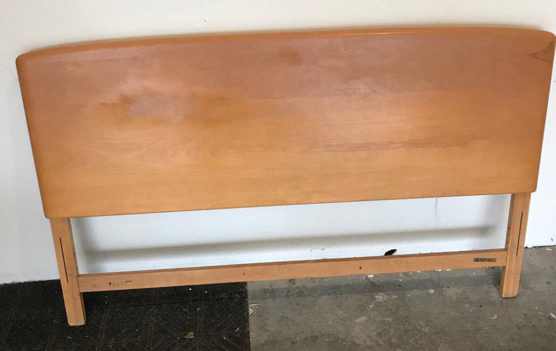 Heywood Wakefield Encore Full Size Bed Headboard